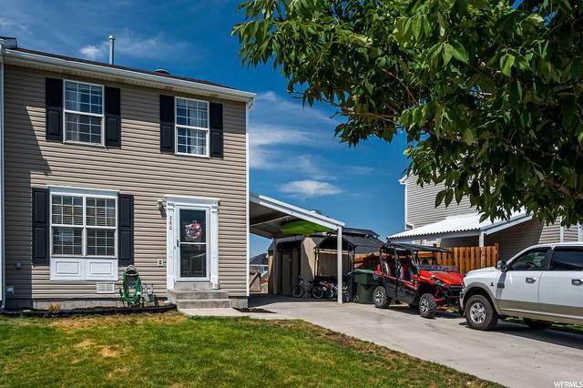266 W Alfred Dr N, Tooele, UT 84074 (MLS #1695467) :: Lookout Real Estate Group