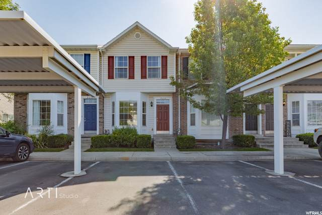 744 N 200 E, Springville, UT 84663 (MLS #1695500) :: Lookout Real Estate Group