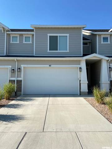 97 E Bluegrass Row, Saratoga Springs, UT 84045 (MLS #1695522) :: Lookout Real Estate Group