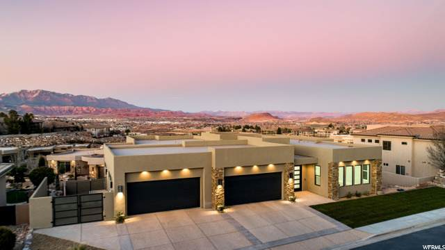 2015 E Stone Canyon Dr, St. George, UT 84790 (#1695526) :: Gurr Real Estate