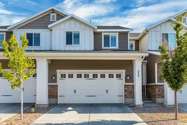 533 W Fox Chase Dr S, Draper, UT 84020 (MLS #1695531) :: Lookout Real Estate Group