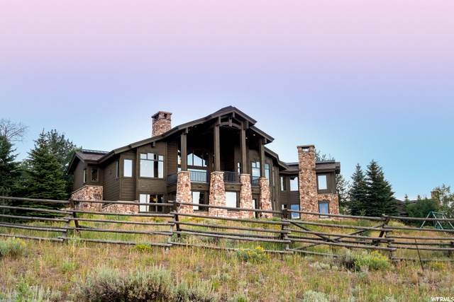 9156 E Forest Rd #24, Heber City, UT 84032 (MLS #1695555) :: High Country Properties