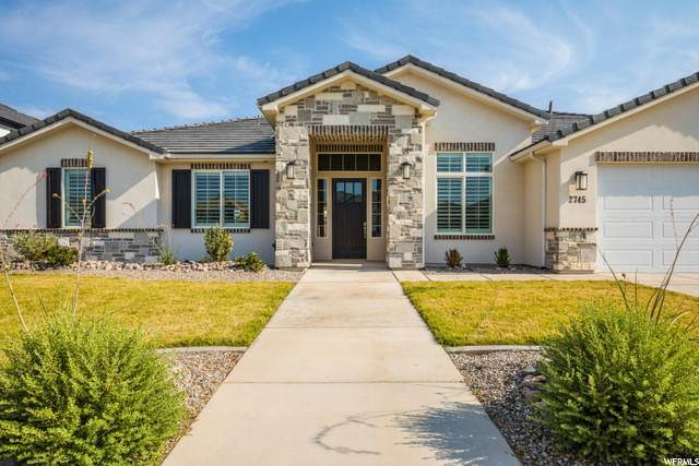 2745 E Briarwood Dr, St. George, UT 84790 (#1695601) :: Doxey Real Estate Group