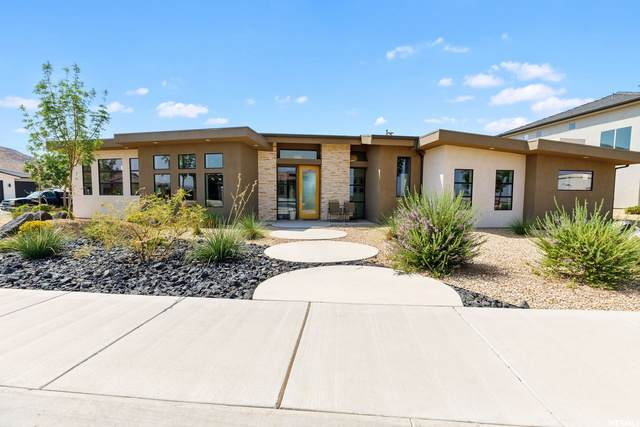 3536 Barrel Roll Dr, St. George, UT 84790 (#1695642) :: Doxey Real Estate Group