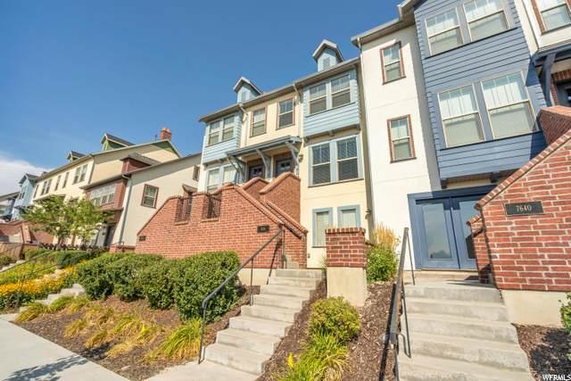 7636 S San Savino Way #7636, Midvale, UT 84047 (MLS #1695651) :: Lookout Real Estate Group