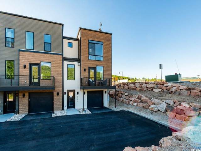 4363 W Discovery Way #214, Park City, UT 84060 (MLS #1695676) :: Lookout Real Estate Group