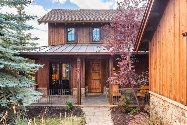 7981 Western Sky, Park City, UT 84098 (MLS #1695690) :: High Country Properties