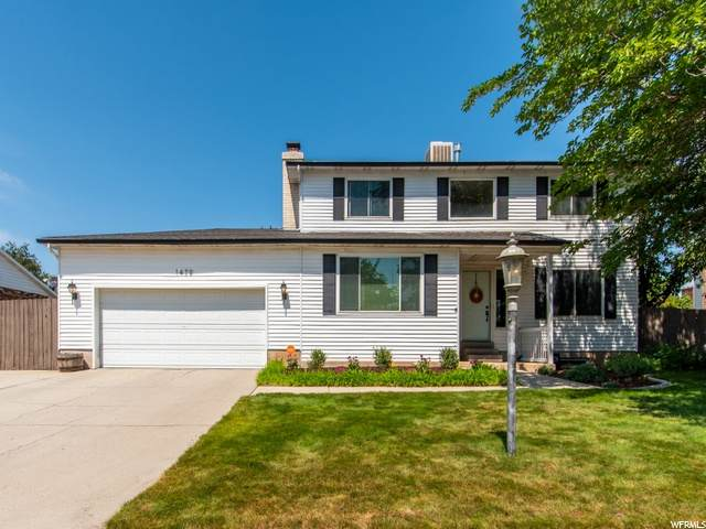 1479 E Longdale Dr S, Sandy, UT 84092 (#1695719) :: Bustos Real Estate | Keller Williams Utah Realtors