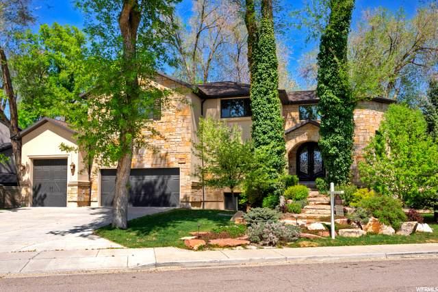 7311 S Milne Garden Cir E, Cottonwood Heights, UT 84047 (#1695724) :: Bustos Real Estate | Keller Williams Utah Realtors