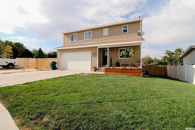 1486 W 925 S, Vernal, UT 84078 (#1695777) :: Colemere Realty Associates