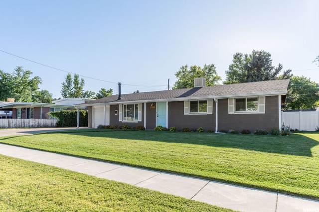 4299 Gramercy Ave #9, Ogden, UT 84403 (#1695809) :: Big Key Real Estate