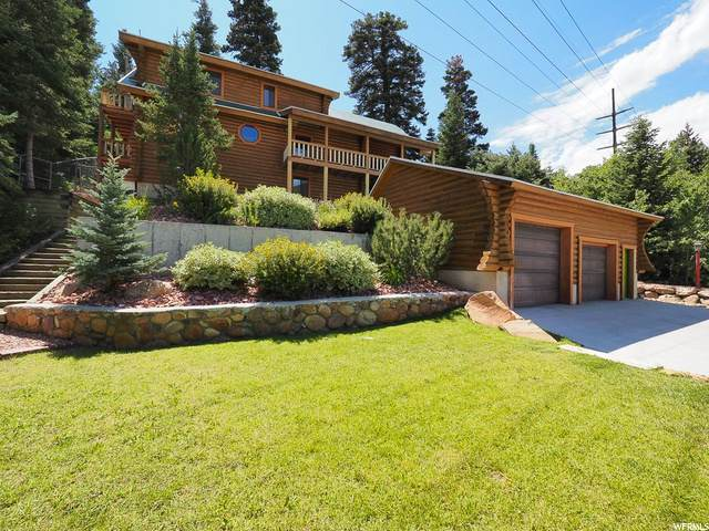 230 Aspen Dr, Park City, UT 84098 (#1695813) :: Gurr Real Estate