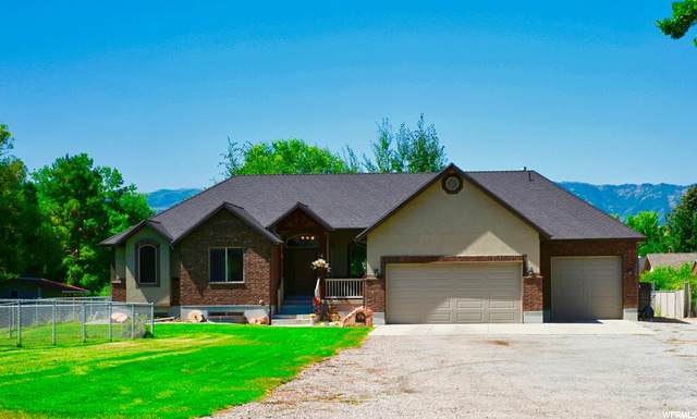 144 S 100 E, Morgan, UT 84050 (#1695816) :: Colemere Realty Associates