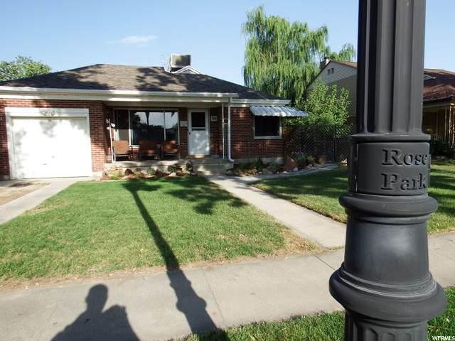 746 N 1300 W, Salt Lake City, UT 84116 (#1695831) :: Colemere Realty Associates
