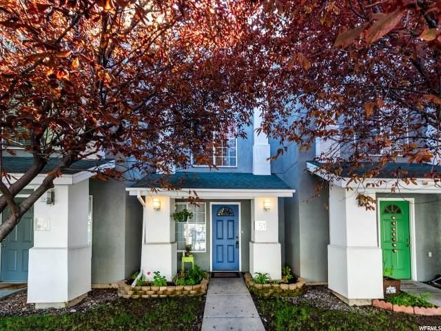 475 N Redwood Rd W #51, Salt Lake City, UT 84116 (MLS #1695891) :: Lookout Real Estate Group