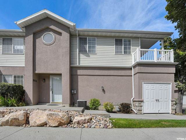 2674 W Heritage Park Rd S, Taylorsville, UT 84129 (MLS #1695930) :: Lookout Real Estate Group