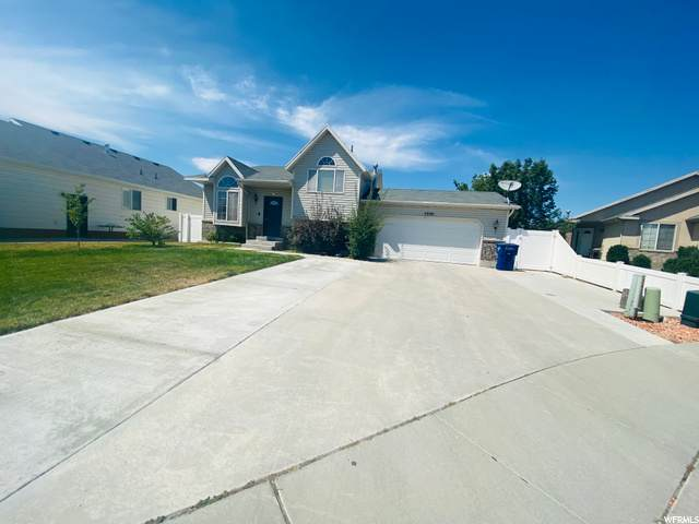 5330 W Scenic Ridge Cir, Salt Lake City, UT 84118 (MLS #1695969) :: Lookout Real Estate Group