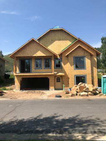 1085 N Warm Springs Rd, Midway, UT 84049 (#1696006) :: Big Key Real Estate
