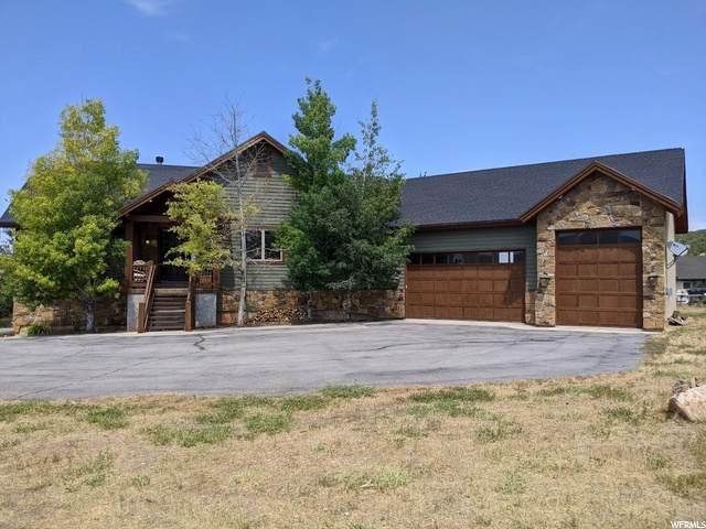 1761 S Hoytsville Rd, Coalville, UT 84017 (MLS #1696034) :: High Country Properties