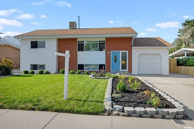 2808 E Banbury Rd, Cottonwood Heights, UT 84121 (#1696079) :: Bustos Real Estate | Keller Williams Utah Realtors