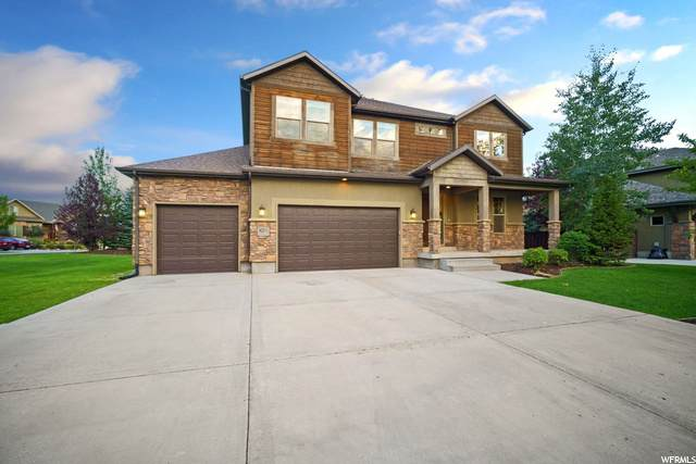 821 Cornerstone Ln, Heber City, UT 84032 (MLS #1696081) :: High Country Properties