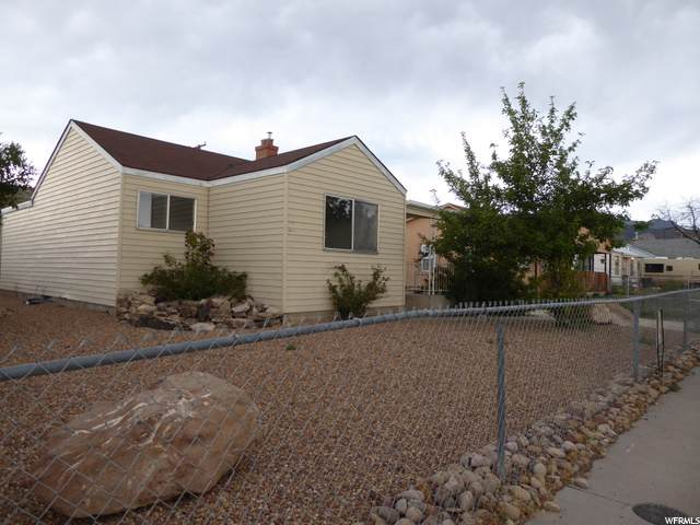 109 W Whitmore Dr, East Carbon, UT 84520 (#1696092) :: Exit Realty Success