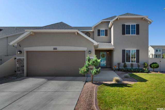 891 W Hexham, North Salt Lake, UT 84054 (MLS #1696238) :: Lookout Real Estate Group