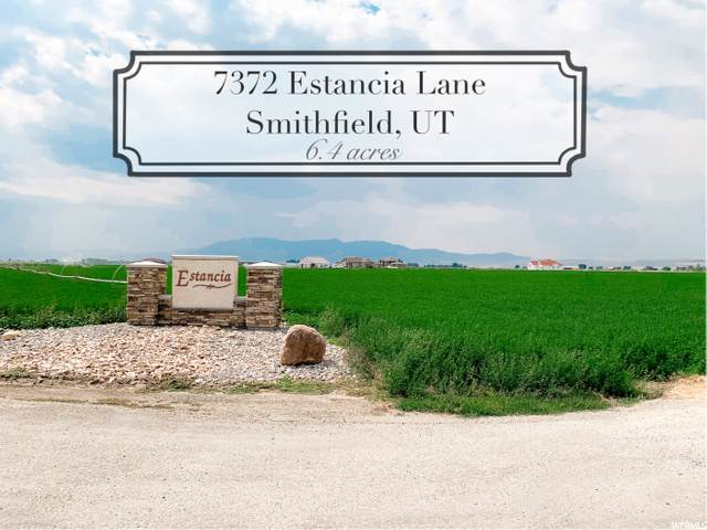 7372 N Estancia Ln W, Smithfield, UT 84335 (MLS #1696252) :: Lookout Real Estate Group