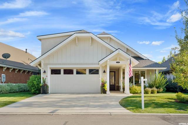 57 W Leman Dr, Midway, UT 84049 (MLS #1696261) :: High Country Properties