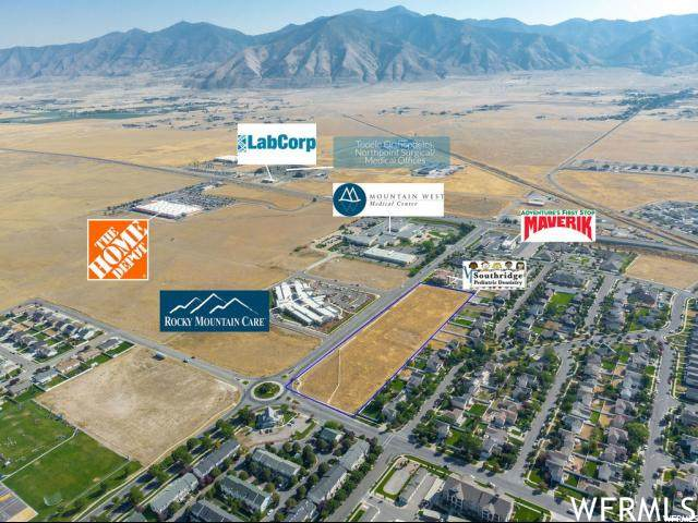 200 W 2000 N, Tooele, UT 84074 (#1696290) :: Powder Mountain Realty