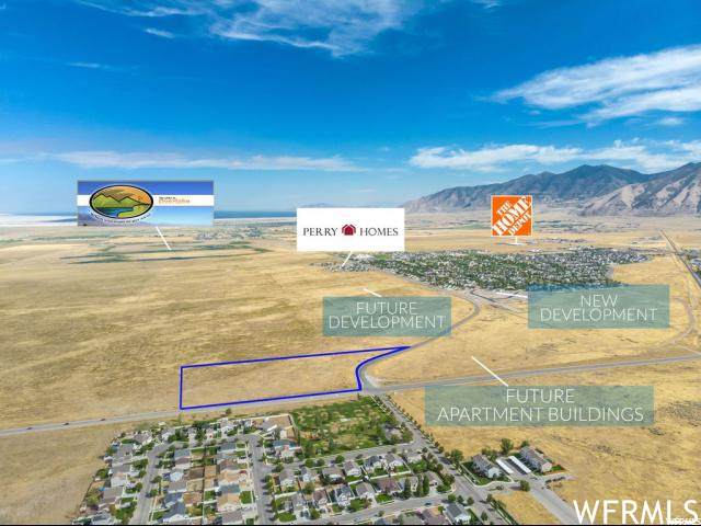 660 W 1000 N, Tooele, UT 84074 (#1696295) :: Pearson & Associates Real Estate