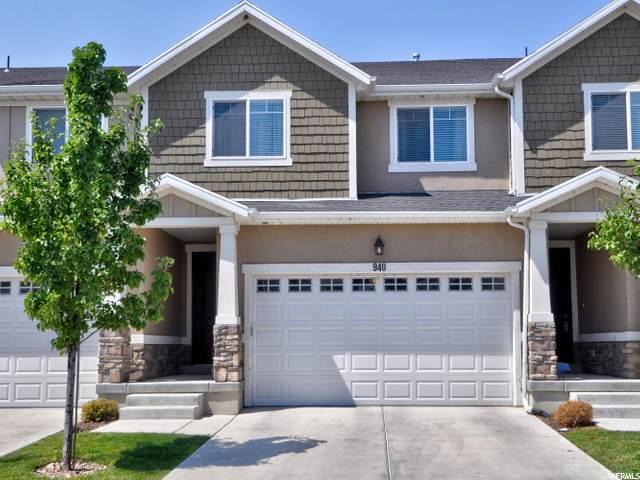 940 S 2040 W, Vineyard, UT 84059 (MLS #1696296) :: Lookout Real Estate Group