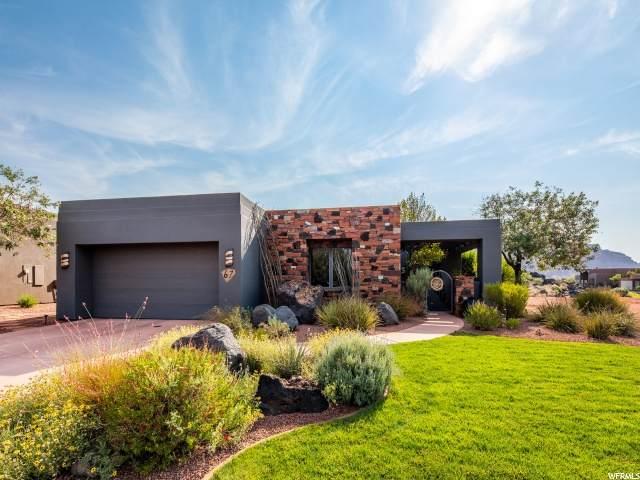 1500 E Split Rock Drive #67 Dr #67, Ivins, UT 84738 (#1696325) :: Big Key Real Estate