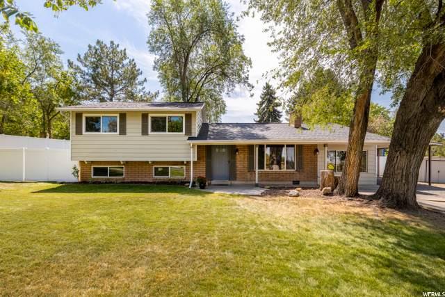 240 E Center St, North Salt Lake, UT 84054 (#1696330) :: Bustos Real Estate | Keller Williams Utah Realtors