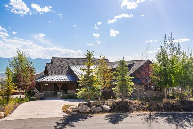 9057 Dye Cabins Dr, Park City, UT 84098 (#1696382) :: Big Key Real Estate