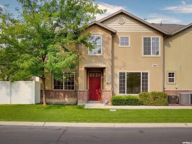 913 W Chelsea Ln N, North Salt Lake, UT 84054 (MLS #1696393) :: Lookout Real Estate Group