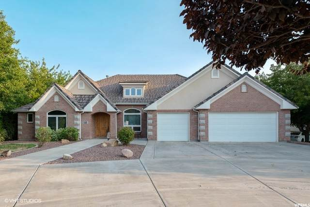 515 W Man O War Rd, St. George, UT 84790 (#1696423) :: Doxey Real Estate Group