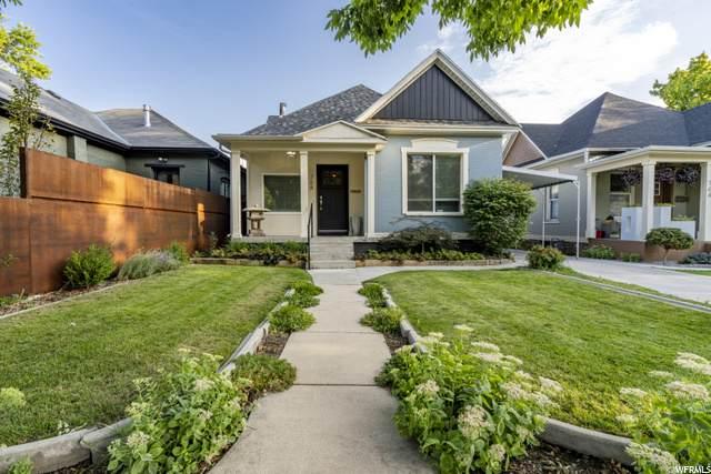 768 E 800 S, Salt Lake City, UT 84102 (#1696435) :: Big Key Real Estate