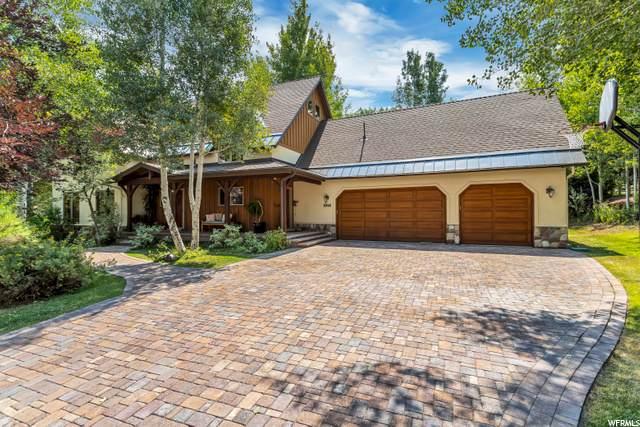 3575 Lariat Rd, Park City, UT 84098 (MLS #1696451) :: High Country Properties