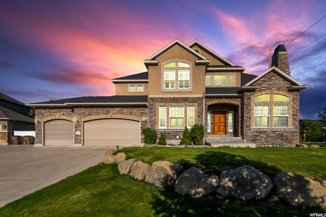 11787 S Twin Pines Court, Draper, UT 84020 (#1696453) :: Zippro Team