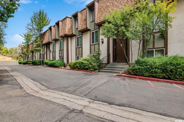 5402 S Willow Ln E A, Salt Lake City, UT 84107 (#1696468) :: McKay Realty