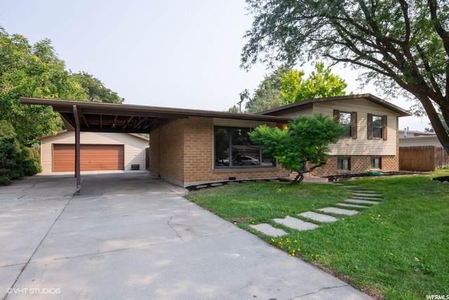 1175 E 5840 S, Salt Lake City, UT 84121 (#1696473) :: Big Key Real Estate