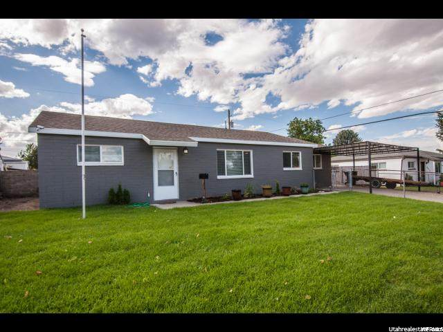 4928 S 4980 W, Kearns, UT 84118 (#1696479) :: Doxey Real Estate Group