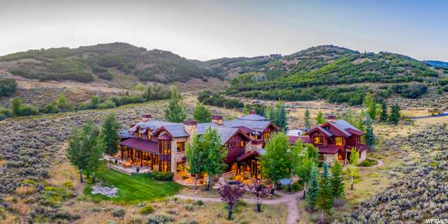 787 W Red Fox Rd, Park City, UT 84098 (MLS #1696484) :: High Country Properties