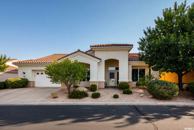 1702 Spirit Walker Dr, St. George, UT 84790 (MLS #1696557) :: Lawson Real Estate Team - Engel & Völkers