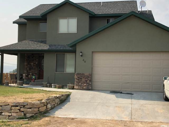 40 E Glades Way, Manila, UT 84046 (#1696558) :: Colemere Realty Associates