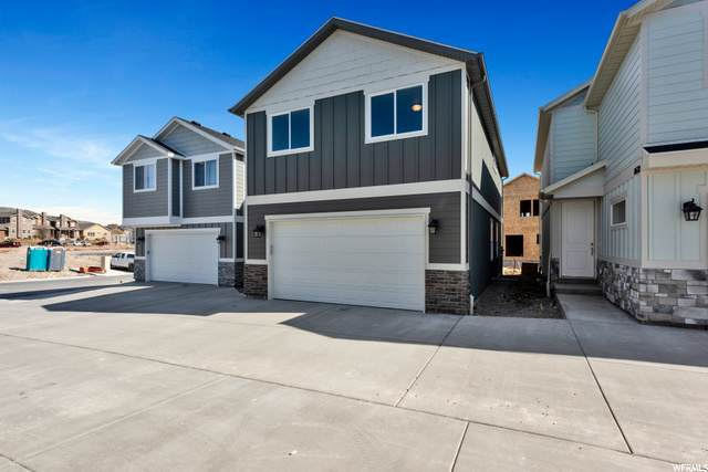 8721 N Somerset Aly F49, Eagle Mountain, UT 84005 (#1696586) :: Berkshire Hathaway HomeServices Elite Real Estate