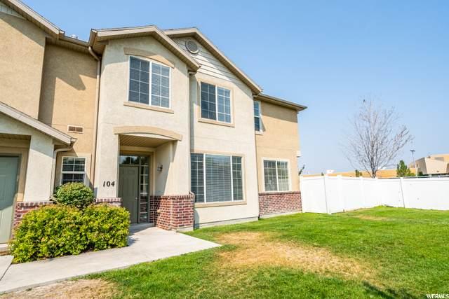 104 Birmingham Ln, North Salt Lake, UT 84054 (MLS #1696587) :: Lookout Real Estate Group