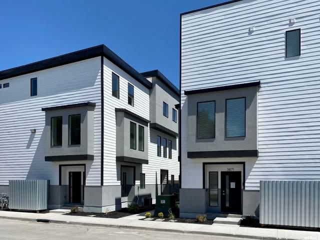 3863 S Granite Lofts Ln E #14, Salt Lake City, UT 84107 (MLS #1696597) :: Lookout Real Estate Group