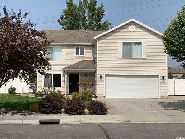 1664 W 800 S, Lehi, UT 84043 (#1696648) :: Big Key Real Estate